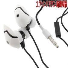 evangelion earphones