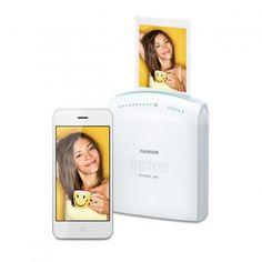 Fujifilm Mobiler Drucker Instax Share für Smartphone-Bilder | design3000.de