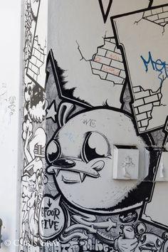 I love this graffiti