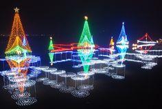 Lake Haruna Illumination FESTA4