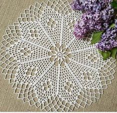 Insane Tricks Can Change Your Life: Home Decor Apartment Hipster home decor scandinavian entryway.Contemporary Western Home Decor home decor wood tutorials.Home Decor Ideas Kitchen. Lace Doilies, Crochet Doilies, Valentine Gifts For Mom, Apartment Decorating Themes, Hipster Home Decor, Mercerized Cotton Yarn, Pineapple Crochet, Lace Table Runners, Handmade Table