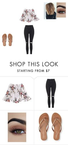 """""""Untitled #733"""" by melissaperez427 on Polyvore featuring Topshop and Aéropostale"""