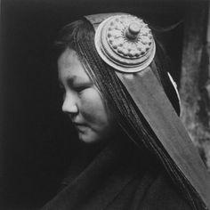 藏族少女 庄学本