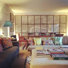 Ben Pentreath's London flat.