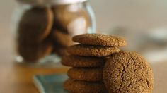 Fill your house with the best-ever aroma with spicy gingerbread cookies.