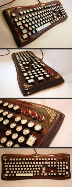 The Gorgeous Diviner Keyboard