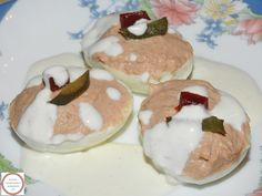 Retete oua umplute cu pate maioneza si ton reteta de casa traditionala