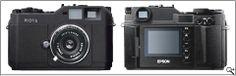 Epson R-D1s Digital Rangefinder Camera: Digital Photography Review Rgb Color Space, Rangefinder Camera, Leica M, Epson, D1, Digital Photography, Binoculars, Friends, Amigos