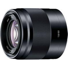 Cansado de ver objetivas caríssimas para as impressionantes câmeras da Sony e desistir de adotar o sistema? Dá uma olhada nestas!
