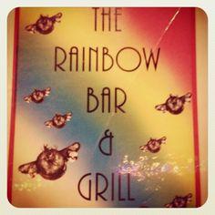 West Hollywood | The Rainbow Bar & Grill