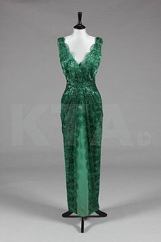 Dress Loris Azzaro, 1970s Kerry Taylor Auctions