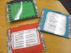 file folders + duct tape