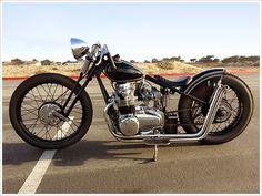 Honda CB550Bobber