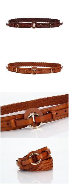 If you are looking for a lovely and versatile waist belt to complement your dresses, then this natural leather skinny belt is for you. This beautiful skinny belt for women comes in a variety of colors to meet your needs. http://www.amazon.co.uk/gp/product/B00J59EUNU