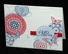 Lacy & Lovely Artisan entry by 3boymom - Cards and Paper Crafts at Splitcoaststampers