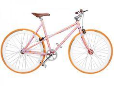 12 x ELLE + limited edition Popal-fiets | Hearst Kiosk