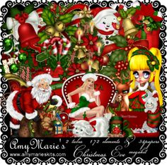 """AmyMaire: Preview """"NEW PTU Christmas Eve"""""""