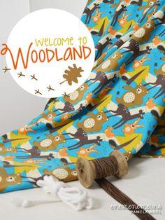 lillestoff enemenemeins woodland fabric