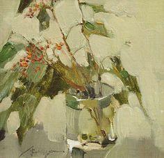 lilithsplace:  'Elderberries' - Veronica Lobareva (b. 1969)