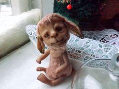 Купить Зая. Тедди долл.Коллекционная кукла. - кремовый, зайка тедди, авторский зайка