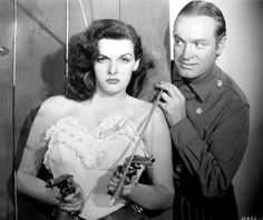 bob hope and Jane Russell | Jane Russell and Bob HopeThe Paleface - (1948)