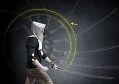 Artefact's Shadow hoodie immerses wearers in virtual reality