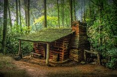 Appalachian Mountains Cabins - Bing images