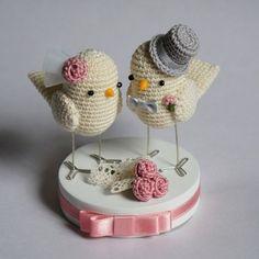 НАША СТРАНА МАСТЕРОВ: Вязаные птички (идеи)