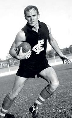 Legend - Alex Jesaulenko (Carlton, St Kilda). Games – 279 Carl 256, StK 3. One of Carlton's all time greats, playing (and coaching) during the golden era of the late 60s/early 70s. The last playing coach to win a premiership in the V/AFL.
