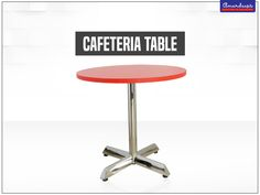 Two pronged or four pronged, these #tables are great for #cafeterias, food courts and office pantries.