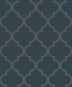 Gaston Blue wallpaper by Sandberg