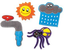 Itsy Bitsy Spider Storytelling Puppets - Can also be a finger play!