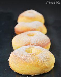 """Donuts"" de boniato (horno) | L'Exquisit"