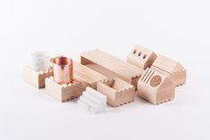 K-1 Stationery kit on Industrial Design Served