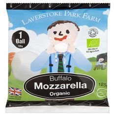 Laverstoke Organic Buffalo Mozzarella