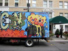 Grrrunts truck by Scoboco, via Flickr