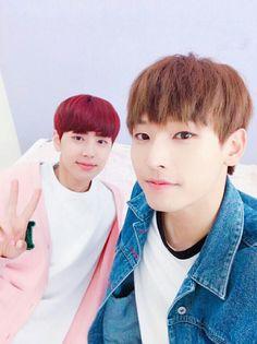 Jaeyoon & Inseong // SF9