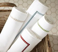 Pearl Embroidered Bath Rug | Pottery Barn http://www.potterybarn.com/products/pearl-embroidered-bath-rug/?cm_src=rel