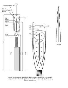 oboe reed crafting on pinterest 20 pins. Black Bedroom Furniture Sets. Home Design Ideas