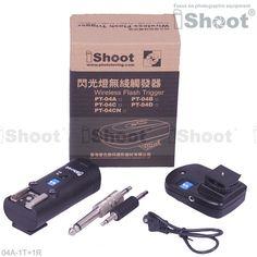 >> Click to Buy << 30m---Studio/Speedlite Wireless Radio Flash Trigger PT-04 for Canon Nikon Pentax #Affiliate