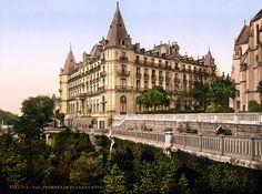 Grand Hotel Gassion - Pau, Aquitaine, France