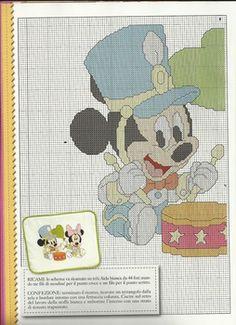 Baby Mickey & Minnie 1 of 2
