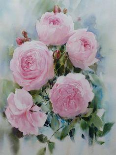 Art Of Watercolor: Adisorn Pornsirikarn - Thailand