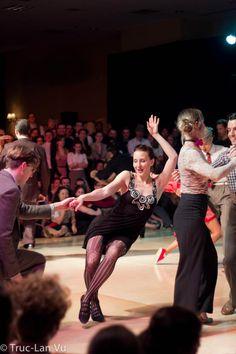 Lindy Hop / Swing / Ballroom Dance (Dancesport)