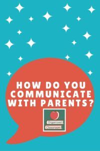 Parent Communication Suggestions