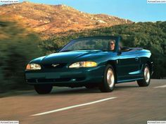 Ford Mustang Convertible (1995)