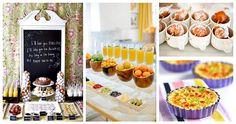 Brunch foods for 2014 wedding receptions
