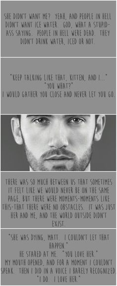 Daemon Black tumblr (Oblivion quotes) #daety #kaemon #lux #luxen
