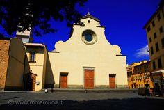 Santo Spirito: l'eleganza del Rinascimento e la luce del Barocco