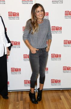 Sarah Jessica Parker Busted TV Show - Best Film & TV Moments | Grazia Fashion
